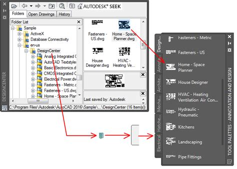 Autocad Home Design Tool Au 2015 Autocad Recorded Classes All About Tool Palettes
