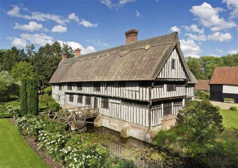 English Tudor Cottage popples farmhouse an historic home in an idyllic suffolk