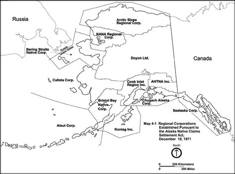 state of alaska corporations section alaska subsistence a nps management history chapter 4