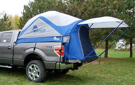 truck bed tents napier pickup tent sportz truck tent iii truck bed tents