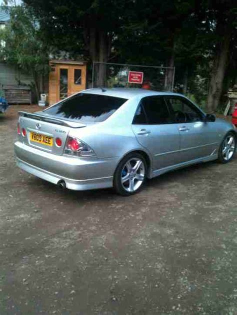 lexus modified lexus modified is200 12 months mot car for sale