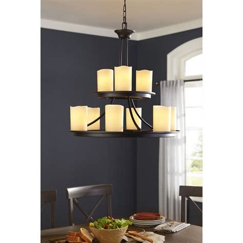 dining room candle chandelier chandelier excellent candle chandelier lowes charming