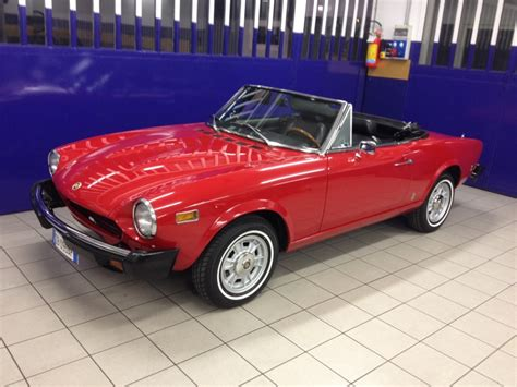 fiat 124 spider 1800 for sale classic vintage cars for
