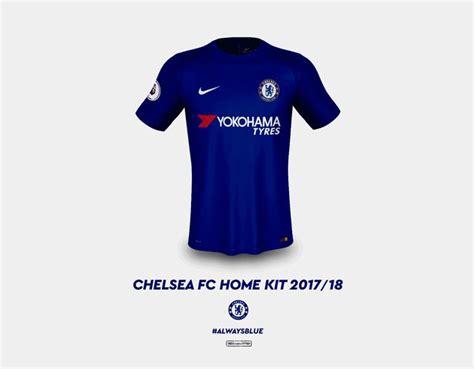 Chelsea 06 Raglan chelsea s new 2017 18 nike kits leaked ahead of switch