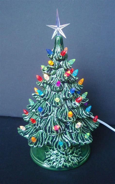 80 best ceramic trees images on pinterest christmas deco