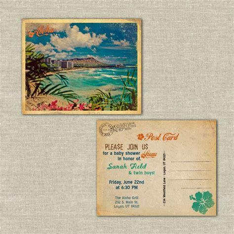 luau wedding invitation ideas 166 best images about birthday luau on hawaiian tiki surf and luau