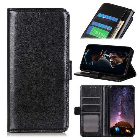 huawei yp wallet case  magnetic closure black