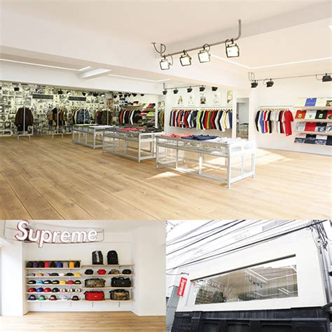 supreme clothing store locations supreme stores