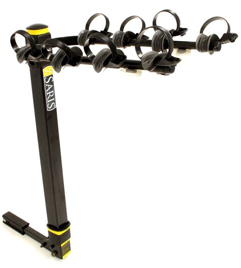 saris bike porter 4 bike rack 1 1 4 quot and 2 quot hitches