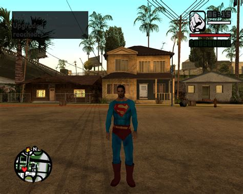 Download Mod Game Gta San Andreas Pc | grand theft auto san andreas superman mod download pc