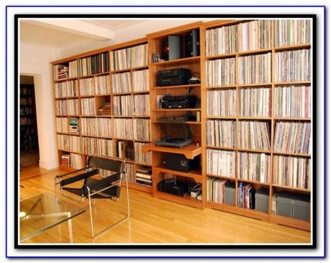vinyl record storage cabinet plans cabinet home