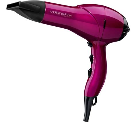 Hair Dryer On andrew barton 2000w travel hair dryer
