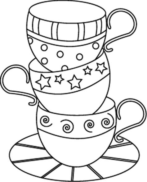 Shawkl Mug Rug And Embroidery Design Free Printable Tea Cup Coloring Pages