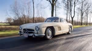 Mercedes 300 Gullwing Mercedes 300 Sl Gullwing 1956 Francja Gie蛯da Klasyk 243 W