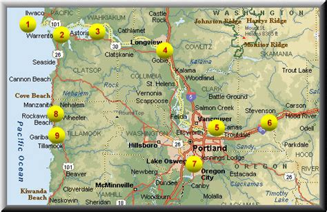 columbia river fishing map guide service northwest columbia river fishing guide service