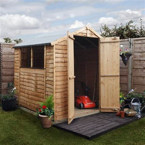Metal Garden Shed With Base by Site Prep Building A Base Garden Building Resources