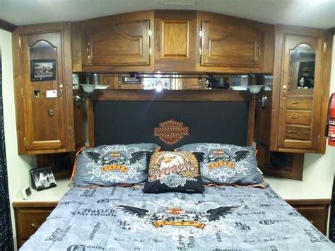 harley davidson headboard the bedroom is done homemade headboard diy