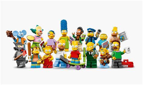 Bart Simpsons Lego Minifigures Series 1 71005 lego 71005 simpsons minifigures series toywiz and garden