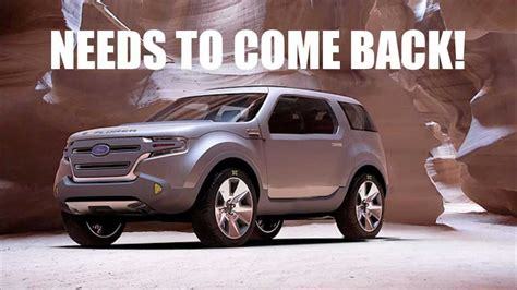 ford bronco concept 2014 ford bronco concept