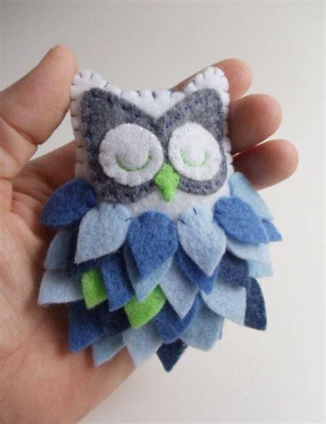 felt owl pattern pinterest owl ornament felt owls and owl on pinterest