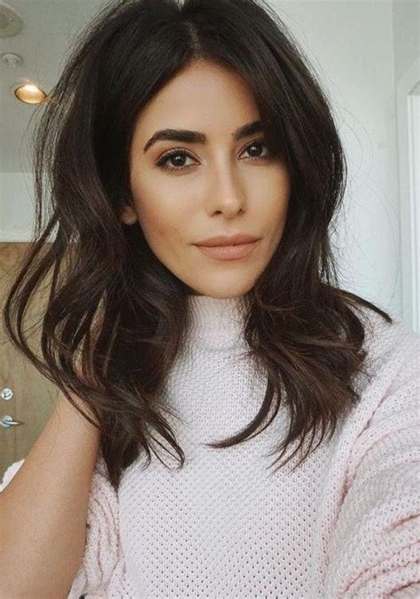 brunette haircuts pinterest 15 collection of long haircuts for brunettes
