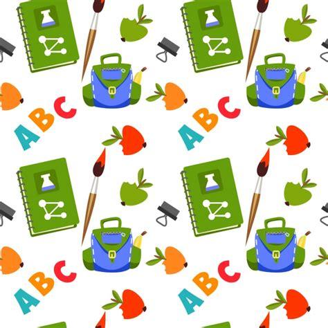 pattern design school school pattern design vector free download