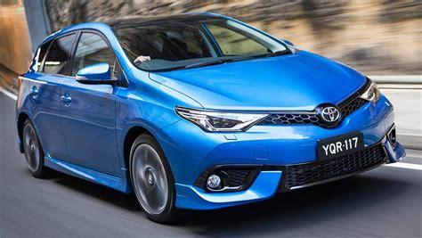 Toyota Corolla Price 2015 2015 Toyota Corolla Hatch New Car Sales Price Car News
