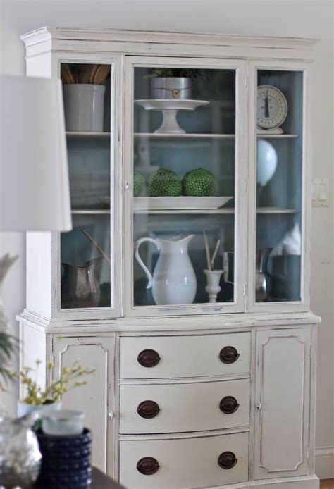 awesome white kitchen hutch cabinet also corner the trends