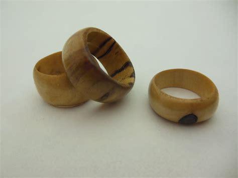 diy wood ring diy wooden ring
