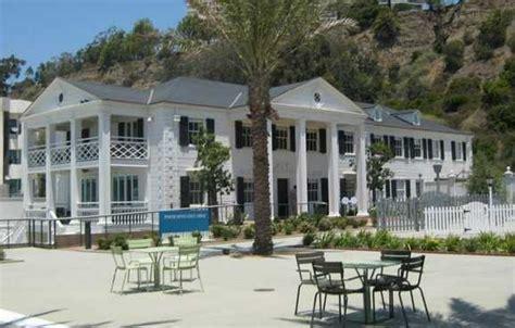 Marion Davies Guest House At Santa Monica Beach Ca Marion Davies House