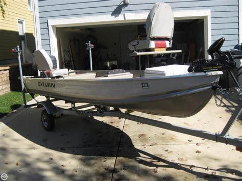 sylvan northwood boats used freshwater fishing sylvan boats for sale boats