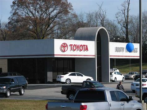 Wallace Toyota Morristown Tn Toyota Wallace