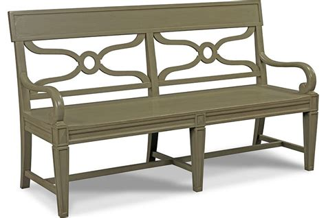 drexel heritage bench drexel heritage traditions bench lexington furniture company lexington furniture