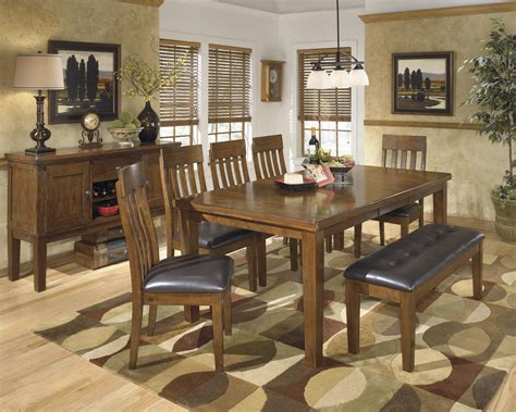 dining room ashley furniture 187 gallery dining signature design by ashley ralene casual rectangular