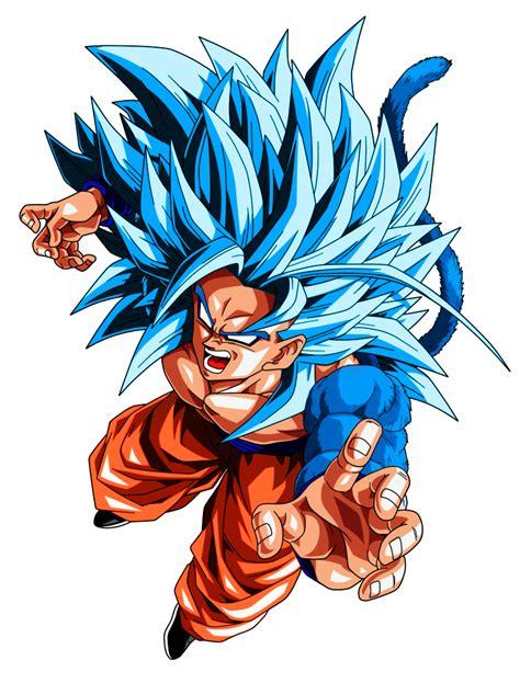 imagenes de goku biejo goku super saiyajin dios azul fase 2 by leovideosyt on