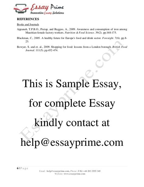 How To Stay Healthy Essay by Food And Health Essay Sle