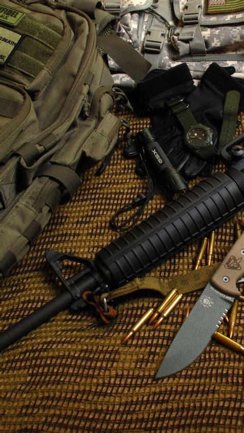 wallpaper  rifle ma ma  army bullets
