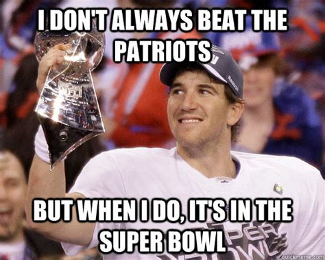 Eli Manning Super Bowl Meme - andrew luck or eli manning page 2 blowout cards forums