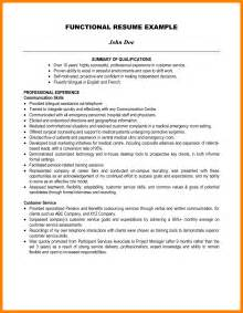 qualifications summary resume 5 summary of qualifications for resume basic resume layouts