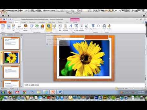 tutorial hyperlink powerpoint 2010 powerpoint tutorial how to create hyperlinks in