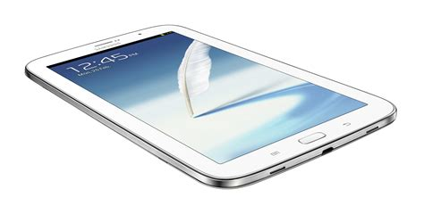Samsung Galaxy Note 8 0 samsung galaxy note 8 0 le note au format tablette