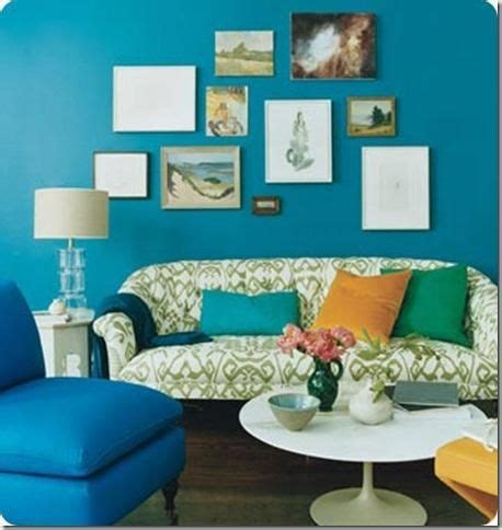 paint colors teal wall paints and living rooms on