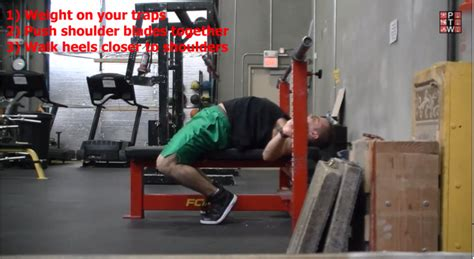bench press arch back how to improve your bench press arch powerliftingtowin