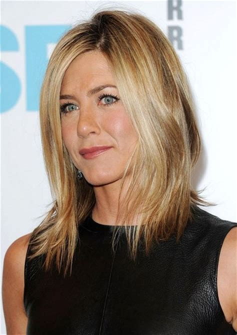 medium haircuts aniston aniston hairstyles pictures of aniston