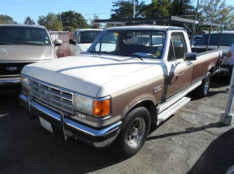 Upholstery San Jose 1988 Ford F 150 For Sale Carsforsale Com
