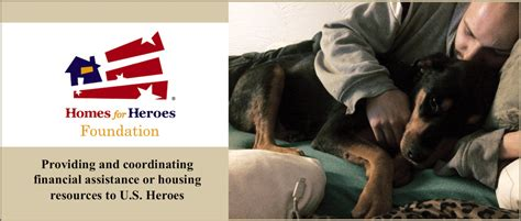 the homes for heroes foundation offers 14 000 in