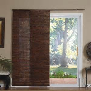 new cindy crawford costa sliding bamboo window door panels