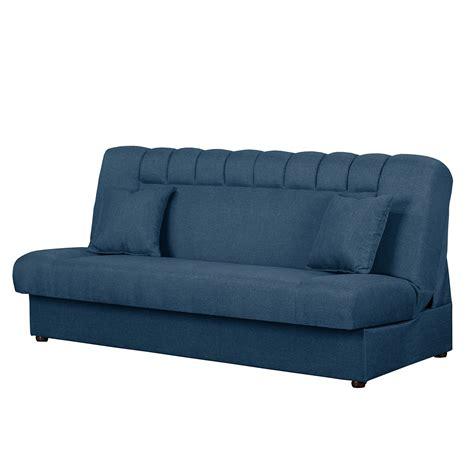 Fredriks Sofa by Schlafsofa Benbrook Webstoff Dunkelblau Fredriks Kaufen
