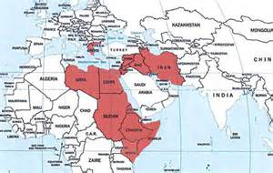 middle east map during ww2 greece syria map middle east