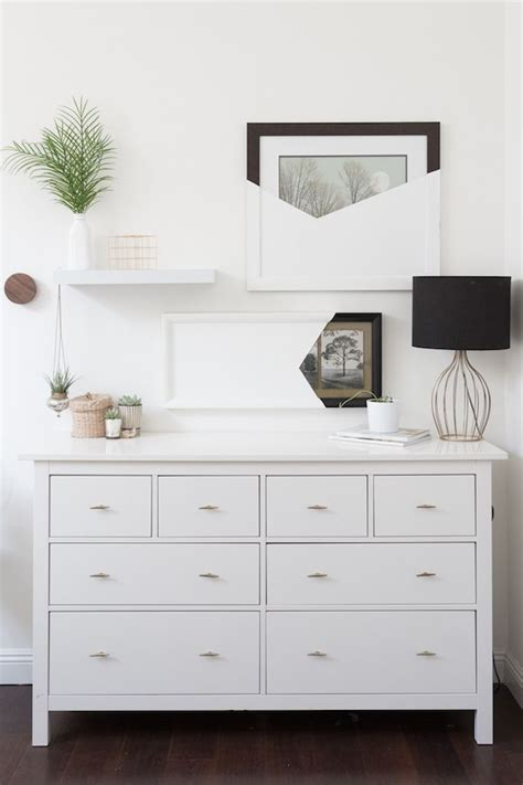 ikea hack hemnes dresser 25 best ideas about white dressers on pinterest bedroom
